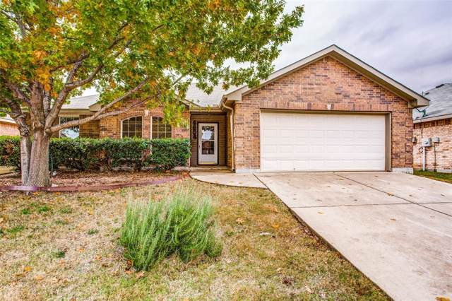 4604 Napa Valley Drive, Denton, TX 76226 (MLS #14223030) :: RE/MAX Town & Country