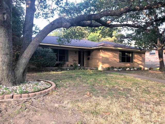 627 Flamingo Way, Duncanville, TX 75116 (MLS #14223033) :: Tenesha Lusk Realty Group