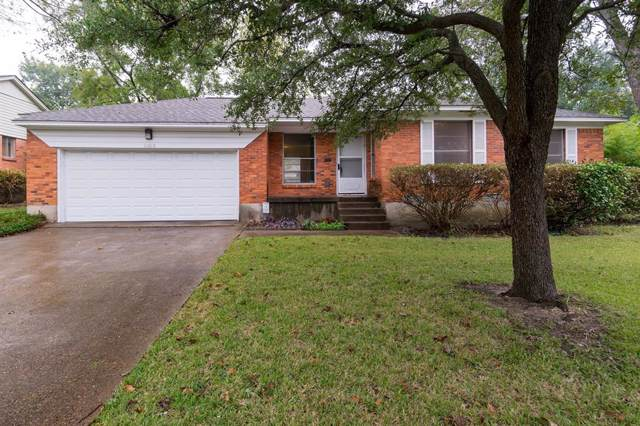 11610 Tuscany Way, Dallas, TX 75218 (MLS #14223037) :: RE/MAX Town & Country