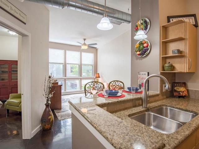 201 W Lancaster Avenue #212, Fort Worth, TX 76102 (MLS #14223040) :: The Mitchell Group