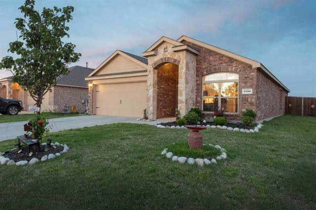 1405 Pampa Grass Drive, Princeton, TX 75407 (MLS #14223047) :: All Cities Realty