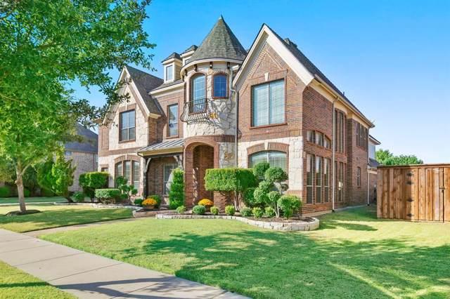 2670 Autumn Lane, Frisco, TX 75036 (MLS #14223055) :: RE/MAX Town & Country