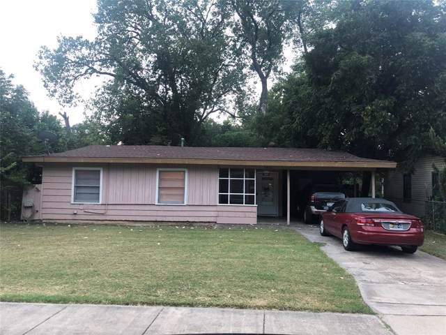 5845 Pollard Drive, Westworth Village, TX 76114 (MLS #14223074) :: Hargrove Realty Group