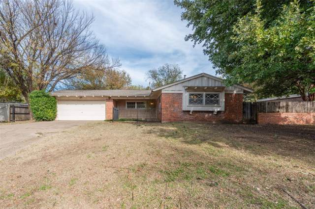 3113 Chisholm Trail, Fort Worth, TX 76116 (MLS #14223085) :: Hargrove Realty Group