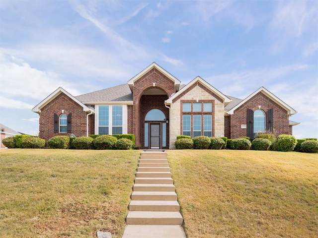 6450 Fox Run Drive, Midlothian, TX 76065 (MLS #14223088) :: Hargrove Realty Group