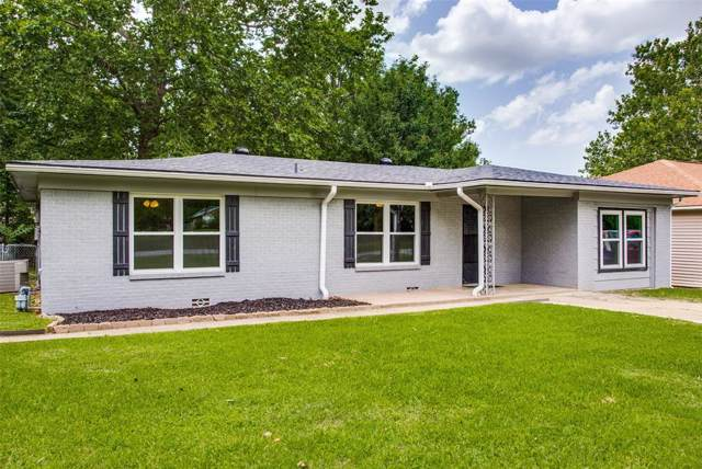 206 S Magnolia Street, Pottsboro, TX 75076 (MLS #14223090) :: RE/MAX Town & Country