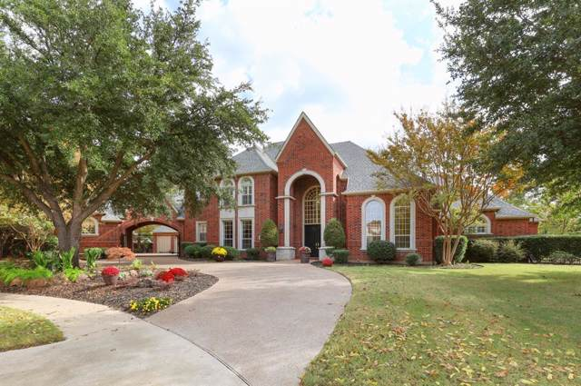 1804 Highview Court, Mckinney, TX 75072 (MLS #14223103) :: RE/MAX Town & Country