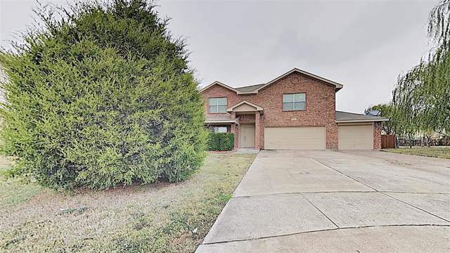 213 Hawthorne Court, Ponder, TX 76259 (MLS #14223144) :: The Kimberly Davis Group