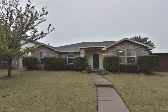 1682 Westbury Drive, Rockwall, TX 75032 (MLS #14223146) :: RE/MAX Town & Country