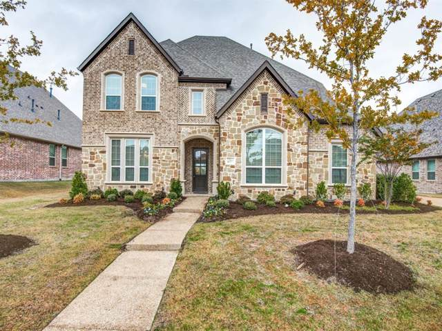 511 Fisher Drive, Trophy Club, TX 76262 (MLS #14223191) :: The Mitchell Group