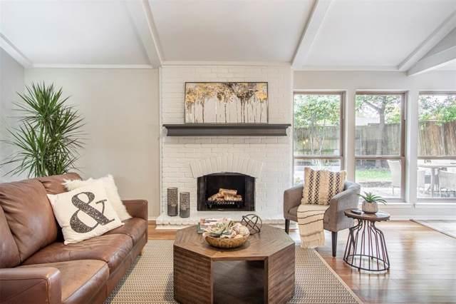 1603 Sara Lane, Richardson, TX 75081 (MLS #14223205) :: The Good Home Team