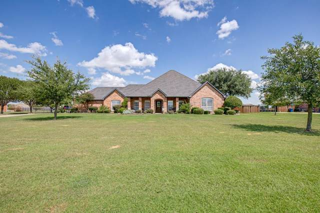 1075 W Remington Park Drive, Terrell, TX 75160 (MLS #14223212) :: RE/MAX Town & Country