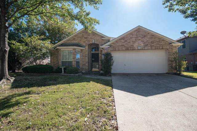 2312 Caddo Circle, Denton, TX 76210 (MLS #14223218) :: The Rhodes Team