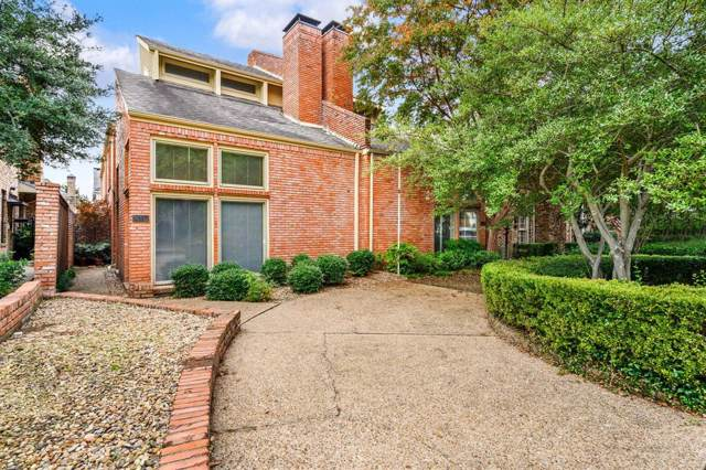 3633 Mcfarlin Boulevard, University Park, TX 75205 (MLS #14223222) :: RE/MAX Town & Country