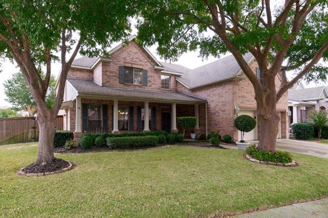 4005 Caruth Court, Flower Mound, TX 75022 (MLS #14223238) :: Baldree Home Team