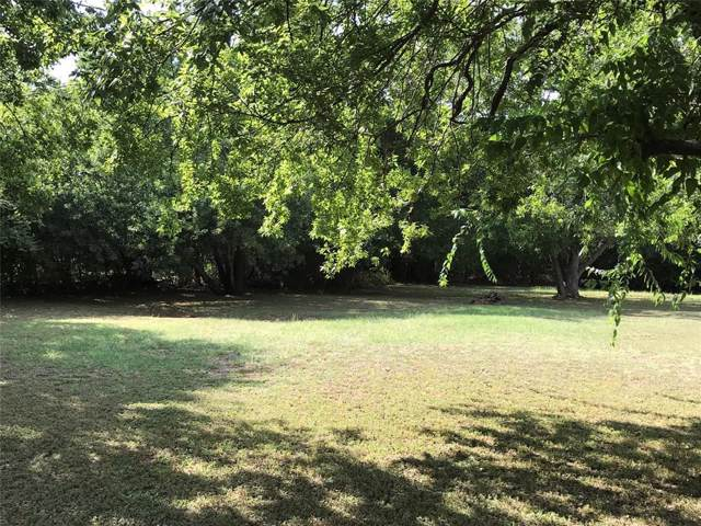 Lot 49 W Park Row Boulevard, Corsicana, TX 75110 (MLS #14223244) :: The Rhodes Team