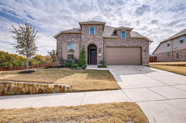 1620 Deer Field Lane, Wylie, TX 75098 (MLS #14223251) :: RE/MAX Town & Country