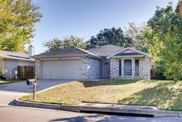 6800 Black Wing Drive, Fort Worth, TX 76137 (MLS #14223269) :: RE/MAX Town & Country