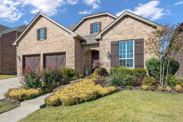 1112 3rd Street, Argyle, TX 76226 (MLS #14223281) :: North Texas Team | RE/MAX Lifestyle Property