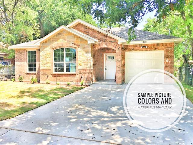 533 Jonelle Avenue, Dallas, TX 75217 (MLS #14223289) :: Hargrove Realty Group