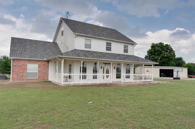 5611 County Road 4705, Commerce, TX 75428 (MLS #14223295) :: RE/MAX Town & Country
