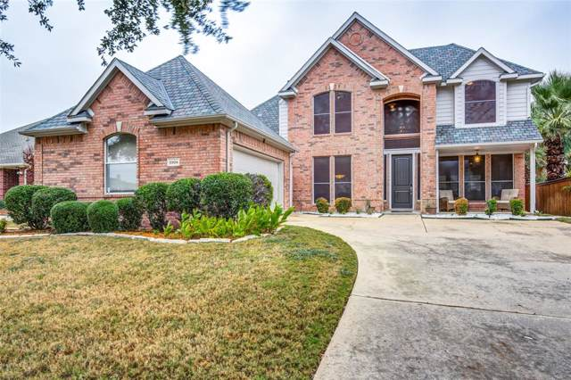 5904 Heron Cove Lane, The Colony, TX 75056 (MLS #14223316) :: Vibrant Real Estate