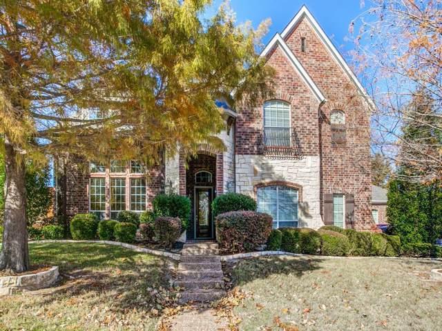 3200 Ashford Lane, Mckinney, TX 75072 (MLS #14223319) :: RE/MAX Town & Country
