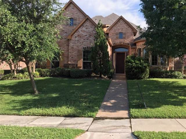 1817 Watermark Lane, Wylie, TX 75098 (MLS #14223322) :: RE/MAX Town & Country