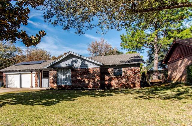 1806 Mary Drive, Euless, TX 76040 (MLS #14223337) :: The Chad Smith Team