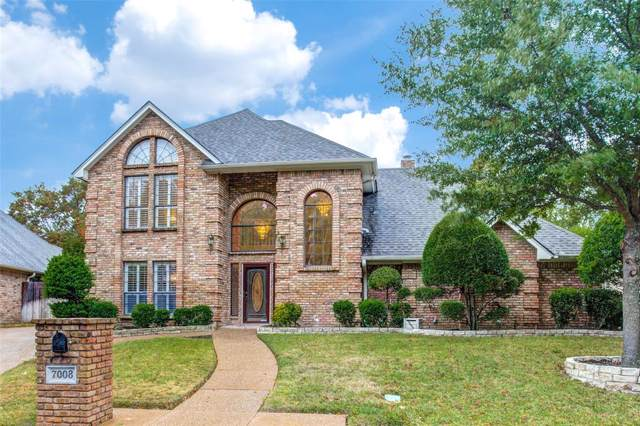 7008 Golden Gate Drive, Fort Worth, TX 76132 (MLS #14223353) :: The Hornburg Real Estate Group