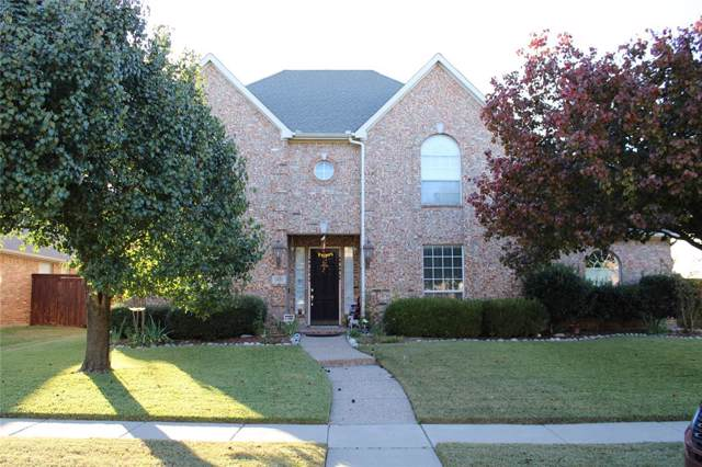8821 Calistoga Springs Way, Plano, TX 75024 (MLS #14223354) :: RE/MAX Town & Country