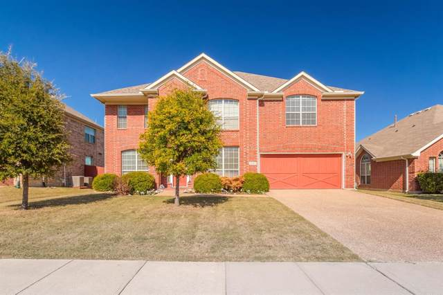 10302 Teal Hollow Drive, Frisco, TX 75035 (MLS #14223370) :: RE/MAX Town & Country