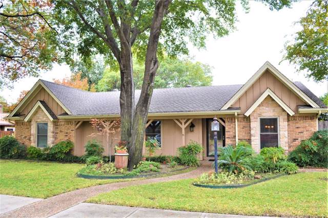 2509 Lakeview Drive, Bedford, TX 76021 (MLS #14223396) :: The Mitchell Group