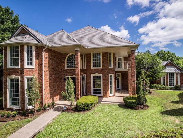 1228 Regents Park Court, Desoto, TX 75115 (MLS #14223404) :: RE/MAX Town & Country