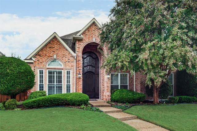 5933 Henley Drive, Plano, TX 75093 (MLS #14223406) :: Frankie Arthur Real Estate