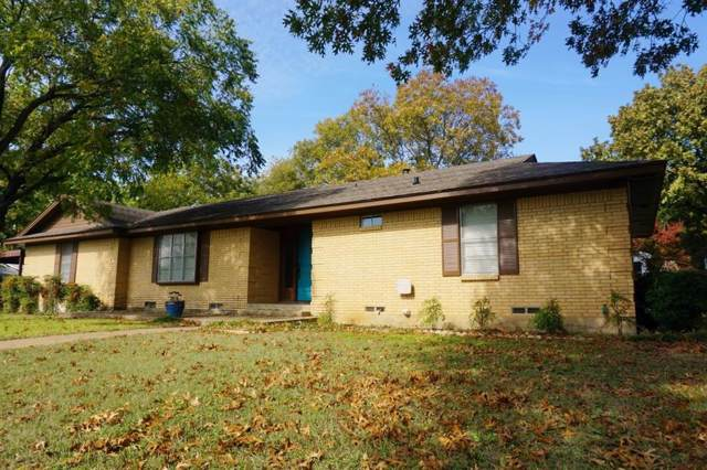 803 W Avenue H, Midlothian, TX 76065 (MLS #14223411) :: RE/MAX Town & Country