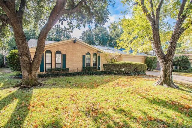 609 Lewis Drive, Hurst, TX 76054 (MLS #14223417) :: RE/MAX Town & Country