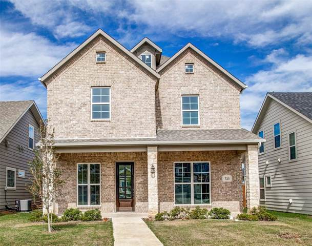 723 Mulberry Court, Celina, TX 75009 (MLS #14223421) :: RE/MAX Town & Country
