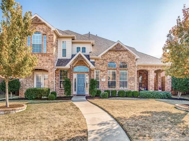 971 Crystal Lake Drive, Frisco, TX 75036 (MLS #14223424) :: Vibrant Real Estate