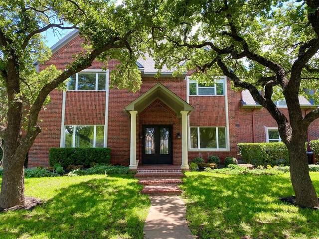 801 Victoria Lane, Southlake, TX 76092 (MLS #14223447) :: The Heyl Group at Keller Williams