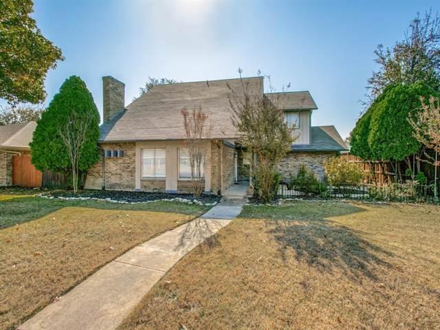 1810 Auburn Drive, Richardson, TX 75081 (MLS #14223451) :: Robbins Real Estate Group