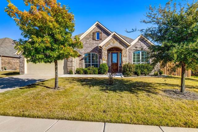 2932 Baybreeze Drive, Little Elm, TX 75068 (MLS #14223464) :: Vibrant Real Estate