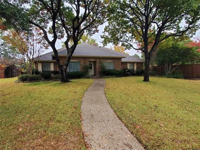 17402 Oakington Court, Dallas, TX 75252 (MLS #14223466) :: The Good Home Team
