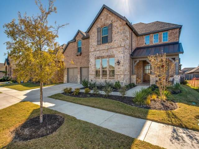 804 Fireside Drive, Little Elm, TX 76227 (MLS #14223488) :: RE/MAX Town & Country