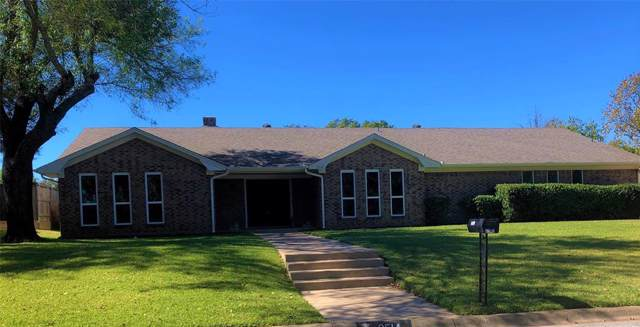 2514 Monte Cristo Drive, Sherman, TX 75092 (MLS #14223493) :: All Cities Realty