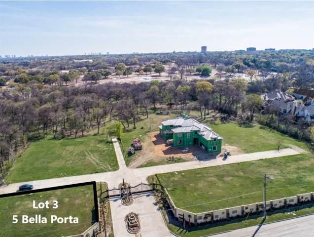 5 Bella Porta Place, Dallas, TX 75254 (MLS #14223494) :: Trinity Premier Properties