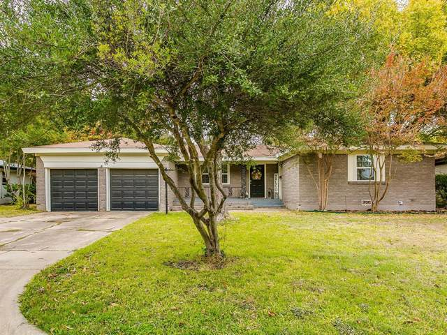 7305 Oakland Lane, North Richland Hills, TX 76180 (MLS #14223514) :: RE/MAX Town & Country