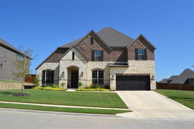 1020 Wimberly Lane, Northlake, TX 76226 (MLS #14223521) :: Robbins Real Estate Group