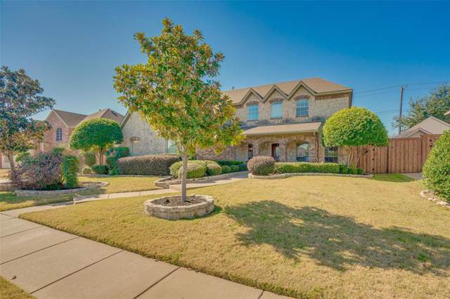 6915 Westside Place, Sachse, TX 75048 (MLS #14223528) :: RE/MAX Town & Country