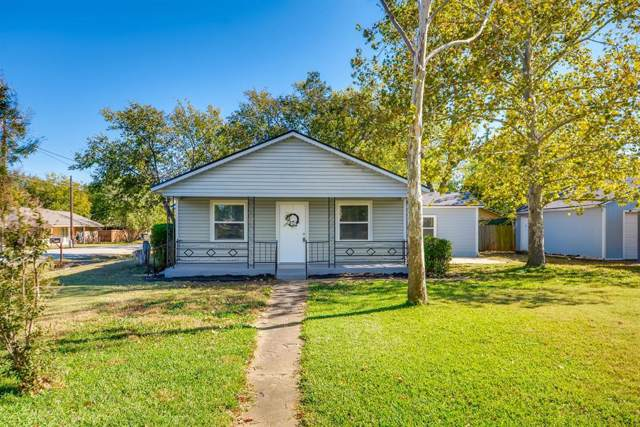 710 Willow Street, Sanger, TX 76266 (MLS #14223538) :: RE/MAX Town & Country